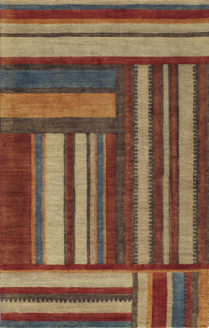 Momeni Tangier Tan-6 Multi Area Rug