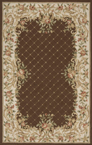 Momeni Veranda Vr-06 Brown Area Rug