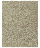Nairamat Rugs Cabbage 100 Knot Light Jade Area Rug