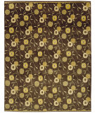 Nairamat Rugs Poppy 100 Knot Brown Area Rug