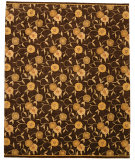 Nairamat Rugs Poppy 80 Knot Brown Area Rug