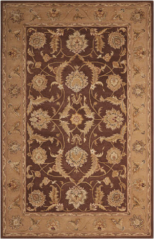 Nourison 3000 3101 Brown Area Rug