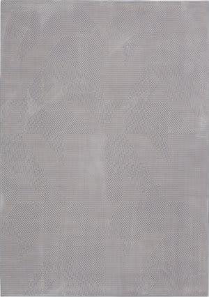 Calvin Klein Orlando Ck852 Grey - Light Blue Area Rug