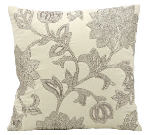 Nourison Pillows Luminescence A2214 Ivory