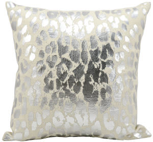 Kathy Ireland Pillows A3245 Silver
