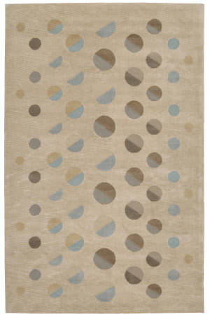Nourison Aspects AP-07 Beige Area Rug