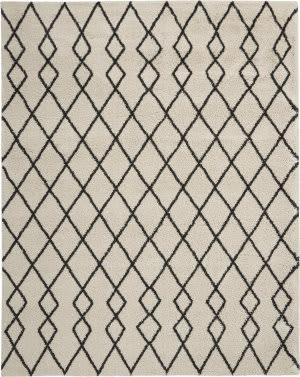 Nourison Martil Mat01 Ivory - Charcoal Area Rug