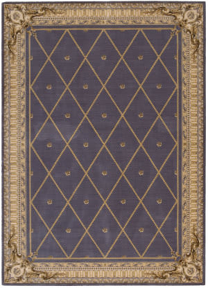 Nourison Ashton House AS-03 Blue Area Rug