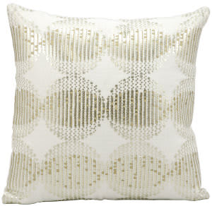 Kathy Ireland Pillows At192 White