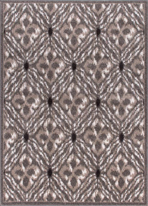 Nourison Atash Ata01 Grey Area Rug