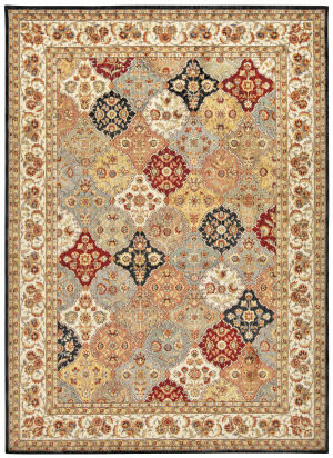 Kathy Ireland Babylon Bab03 Multicolor Area Rug
