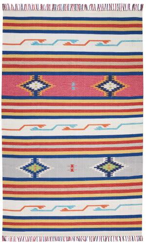 Nourison Baja Baj01 Ivory Area Rug