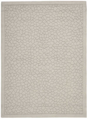 Nourison Barcelona Bar01 Light Green Area Rug