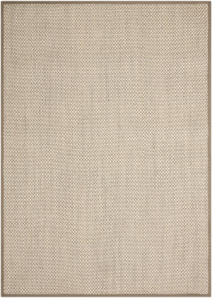 Nourison Beechwood Be003 Grey Area Rug