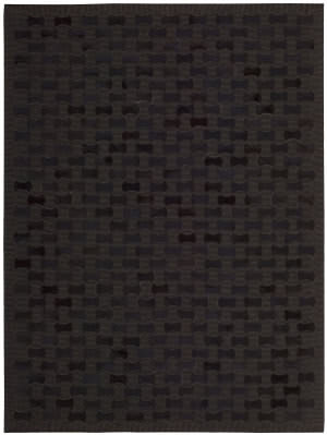Joseph Abboud Chicago Chi01 Black Area Rug