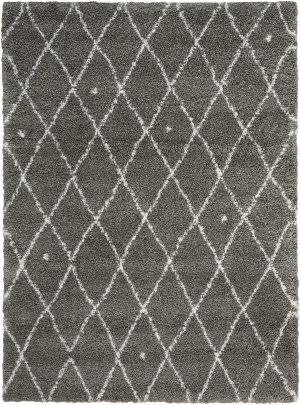 Calvin Klein Ck222 Riad Cksh1 Grey - Ivory Area Rug