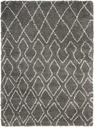 Calvin Klein Ck222 Riad Cksh2 Grey - Ivory Area Rug