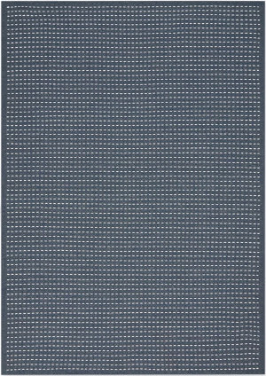 Nourison Ck740 Seattle Ck740 Charcoal - White Area Rug