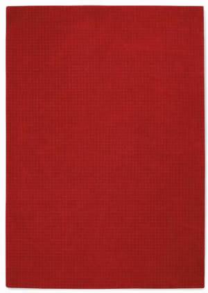 Calvin Klein Las Vegas Ck830 Red Area Rug