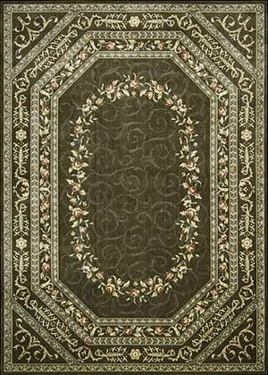 Nourison Chambord CM-13 Brown Area Rug