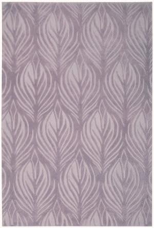 Nourison Contour CON-06 Lavender Area Rug