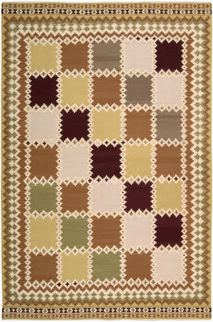 Nourison Dakota DA-01 Multi Area Rug