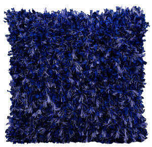 Nourison Pillows Shag Dl653 Blue