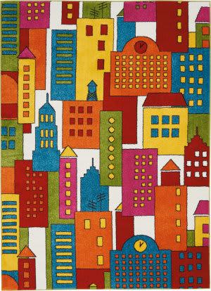 Nourison Dws02 Miles Ds202 Multicolor Area Rug