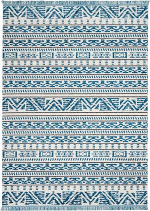Nourison Dws05 Kamala Ds503 Ivory Blue Area Rug