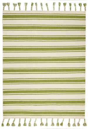 Nourison Rio Vista Dst01 Ivory - Green Area Rug
