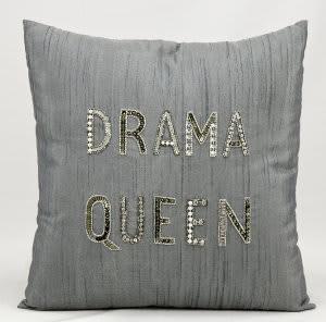 Nourison Pillows Luminescence E0175 Silver Grey