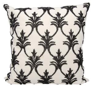 Nourison Luminescence Pillow E0831 Black
