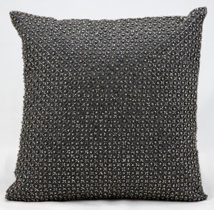 Kathy Ireland Pillows E2919 Charcoal