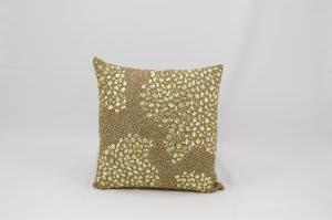 Nourison Pillows Luminescence E5000 Antique Gold