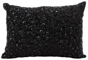 Nourison Pillows Luminescence E5000 Black