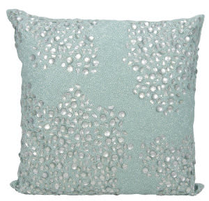 Nourison Luminescence Pillow E5000 Blue