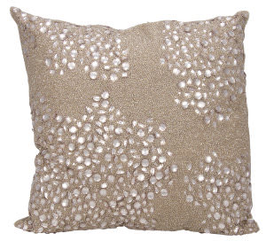 Nourison Luminescence Pillow E5000 Mauve