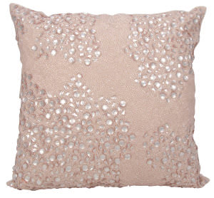 Nourison Luminescence Pillow E5000 Pink