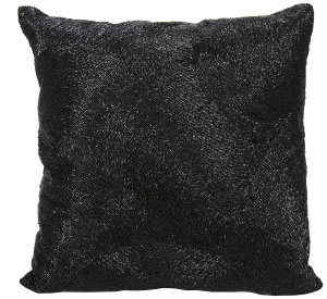 Nourison Luminescence Pillow E5023 Black