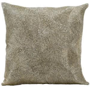 Nourison Pillows Luminescence E5023 Silver