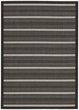 Nourison Eclipse Ecl01 Black Area Rug
