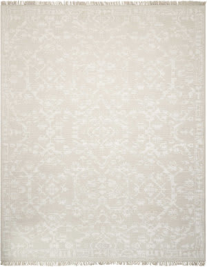 Nourison Elan Eln02 Light Grey Area Rug