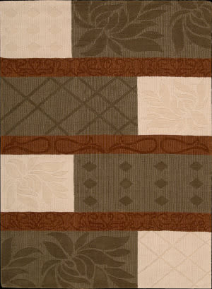 Nourison Elements ELE-09 Multi Area Rug