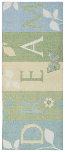 Nourison Enhance En006 Light Green Area Rug
