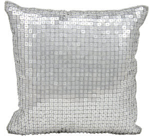 Michael Amini Pillows Fm005 Silver