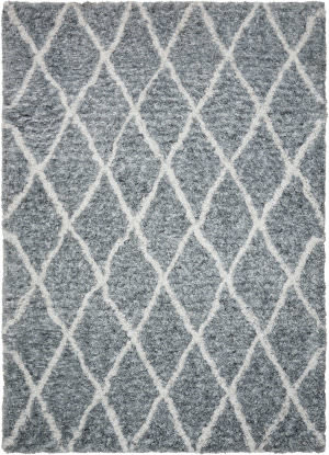 Nourison Galway Glw11 Grey-Ivory Area Rug