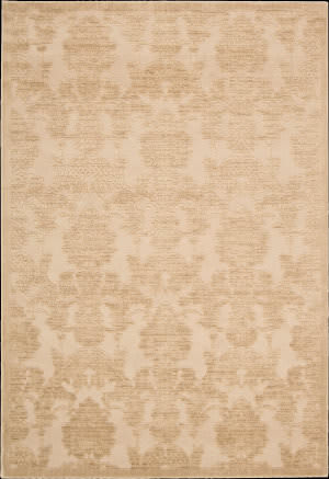 Nourison Graphic Illusions GIL-03 Light Gold Area Rug