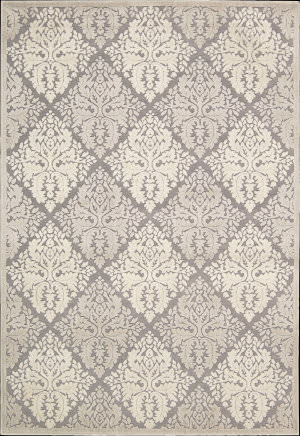 Nourison Graphic Illusions GIL-08 Ivory Area Rug