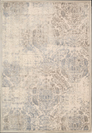 Nourison Graphic Illusions GIL-09 Ivory Area Rug