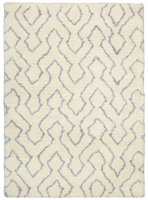 Nourison Graphic Illusions Gil04 Grey Area Rug